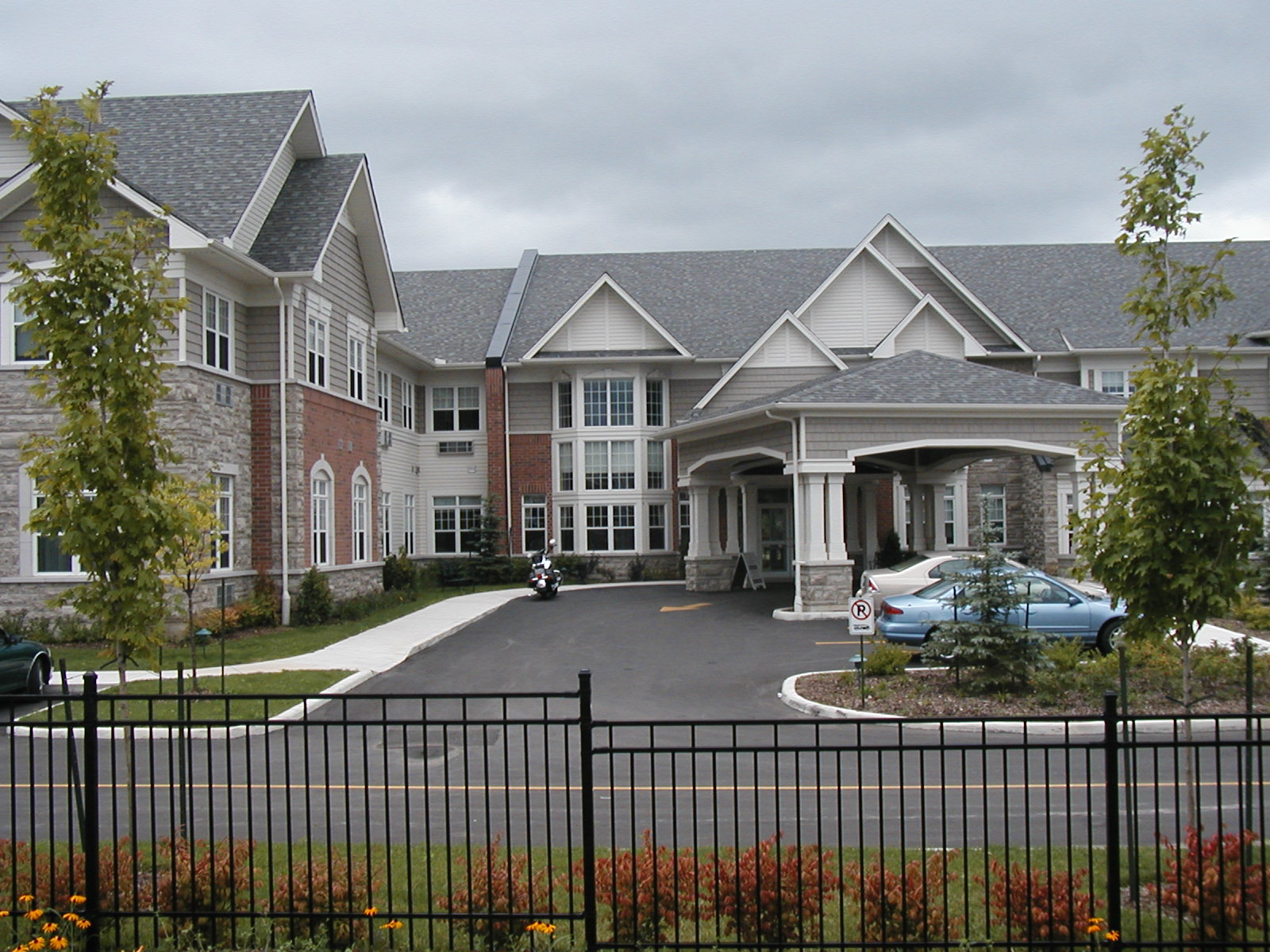 Licensing of ontario retirement homes begins carp Nursing home architecture