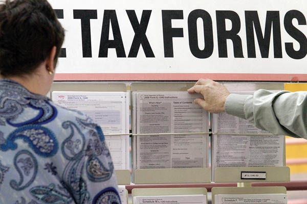 CRA will no longer mail out tax forms - CARP