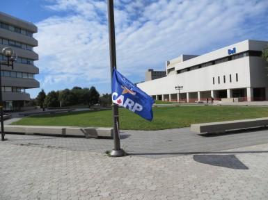 Sudbury Flag Raising