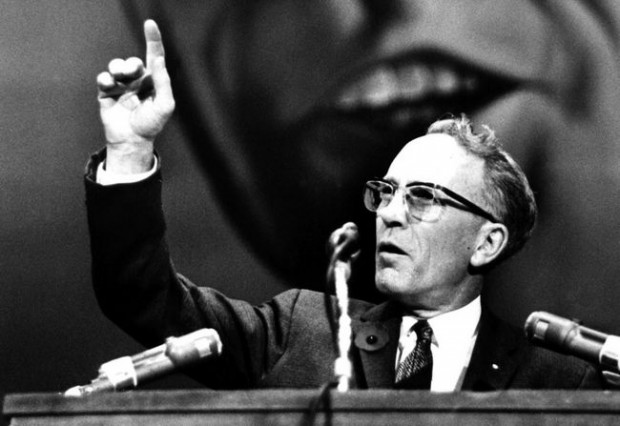 Leo Kolivakis likens the opportunity before us to father of medicare Tommy Douglas' struggle to bring Universal Healthcare Coverage to Canadians