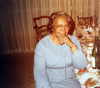 Ethel Geraldine Anderson, known to some relatives as
