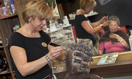 dementia village hairdressers