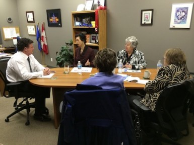 CARP Meets with the Hon. Dave Quest, Alberta's Minister for Seniors