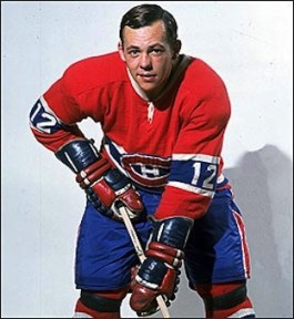 Yvan Cournoyer circumvented concern over his size by combining blazing speed and superb stickhandling into a Hall of Fame career that saw him collect ten Stanley Cup championships. In 1964-65, he became a full-time member of the Montreal Canadiens.