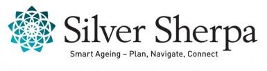 SILVER SHERPA logo CMYK POS_Tagline Large