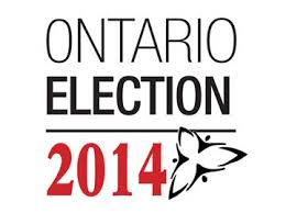 Ont election 2014