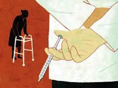 hidden needle, drugs, antipsychotics