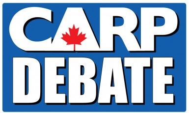 CARP Toronto Mayoral Debate available on Rogers TV and CP24 com - CARP