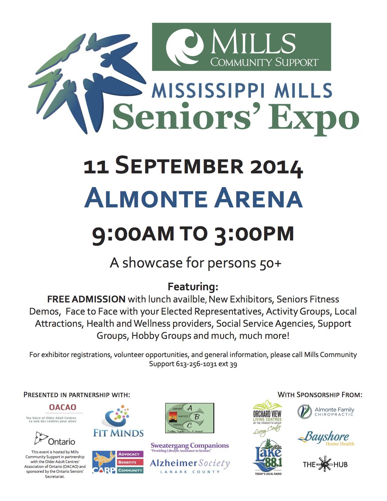 Seniors Expo Poster V1