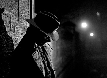 Smoking Film Noir