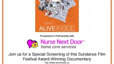 """Alive Inside"" Free Screening"