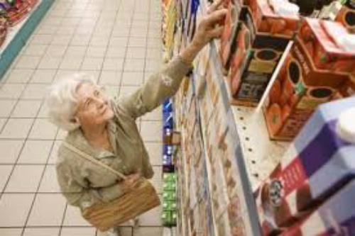 senior grocery shopping LARGE