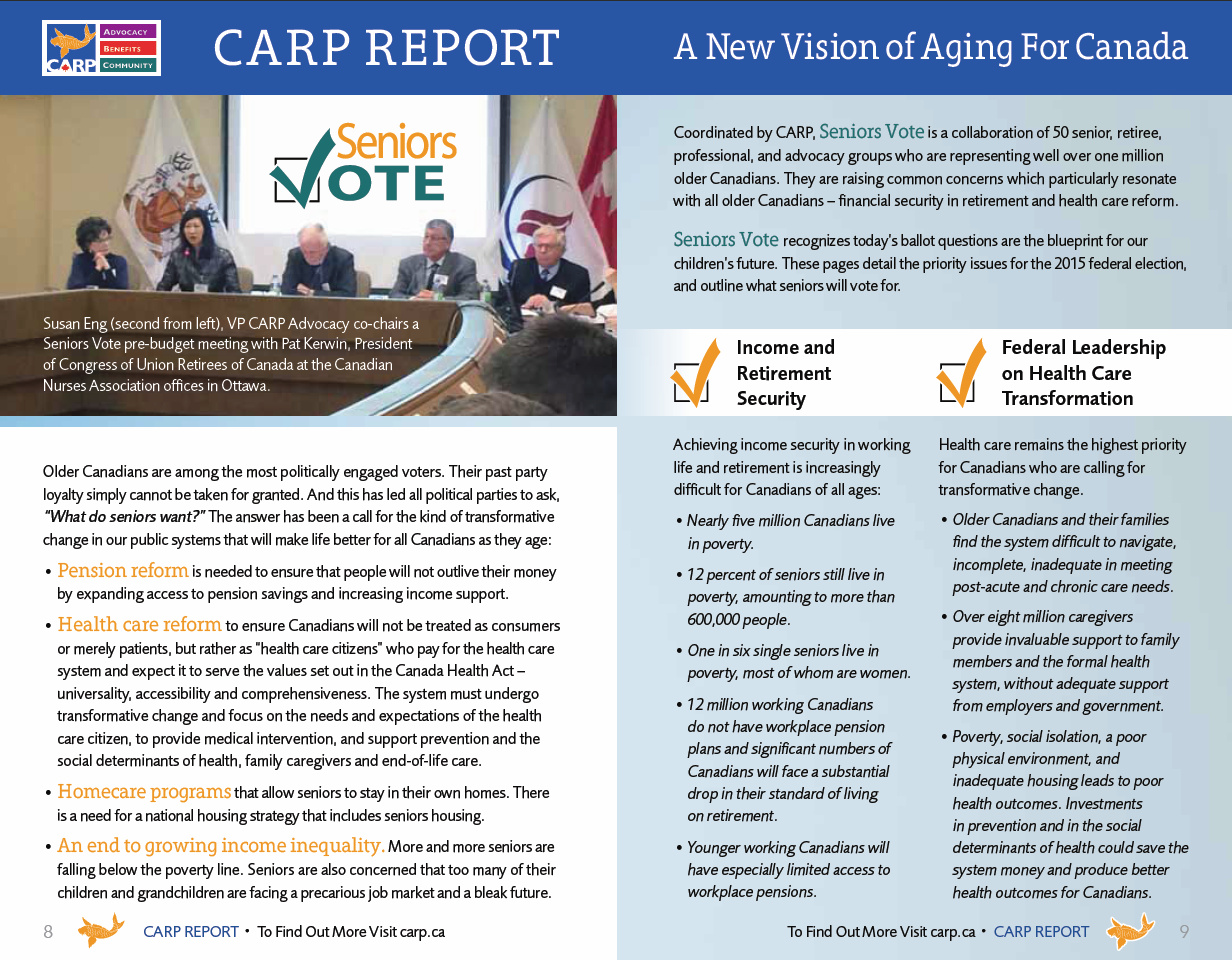CARP Report, Insurance Insights May 2015