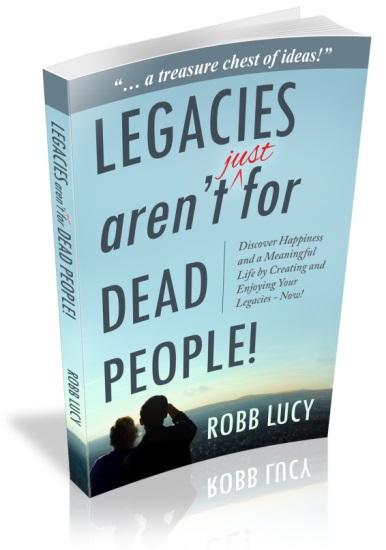 Legacies book