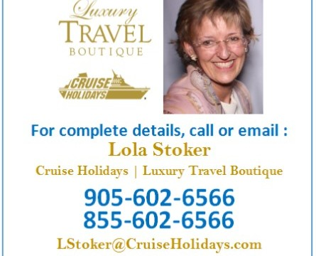 CARP Cuba Cruise contact info Lola Stoker, Cruise Holidays | Luxury Travel Boutique