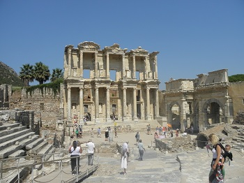 Ephesus - Turkey and Greek Islands Cruise Holidays travelogue