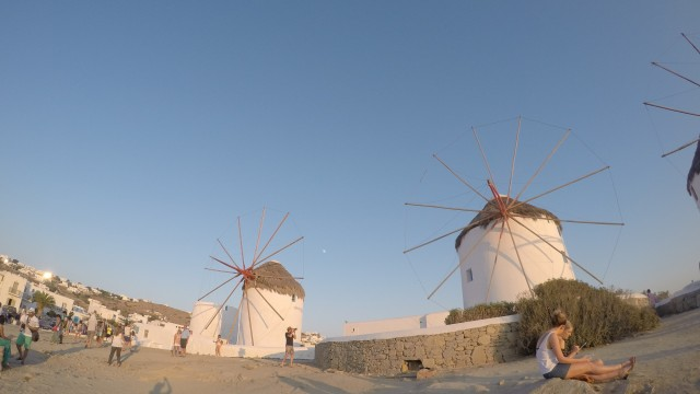 Mykonos - Turkey and Greek Islands Cruise Holidays travelogue