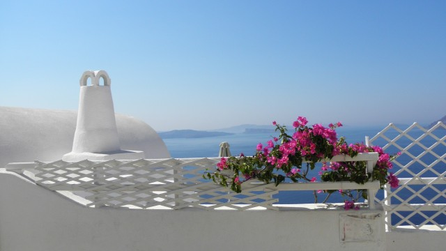 Santorini - Turkey and Greek Islands Cruise Holidays travelogue