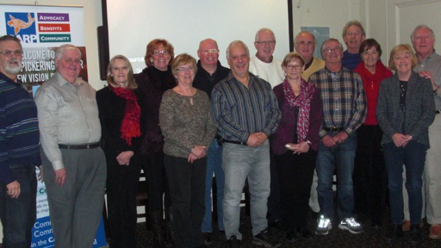 The 2015 Board of Dirctors – From Left – Terry, Don, Virginia, Marlene, Sharon, David, Daniel, Donald, Elsie, Brian, Ted, Randy, Carole, Jan and Keith.