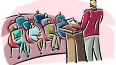 Meeting illustration
