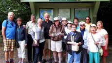 CARP Vancouver. Picture of  Pacific Spirit Walk group