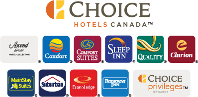 Choice Hotel Brands Stack