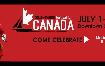 Collingwood Festival For Canada July 1-3