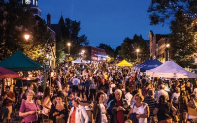 """""""Huntsville Festival Of The Arts"""" One of Canada's Most Highly Acclaimed Festivals"""