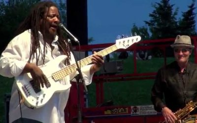 The Jerome Tucker Band Performing At Jazz At The Station