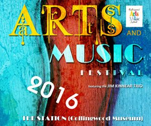 """Civic Holiday Weekend Head Out To """"The Arts And Music Festival"""" In Collingwood"""