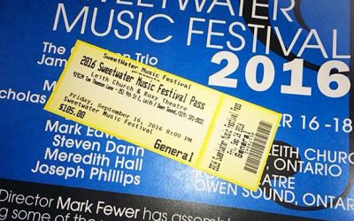 One Very Special Weekend…..The Sweetwater Music Festival