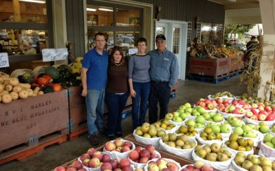 Goldsmith's Orchard Market……A Boutique Farmer's Market Shopping Experience