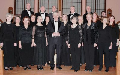 Brian Rae And Choralworks Create Magical Moments On Stage