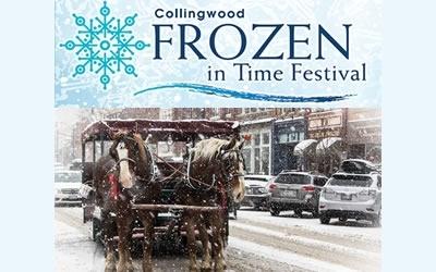 Collingwood's Frozen In Time Festival Is December 27 – January 1 2017