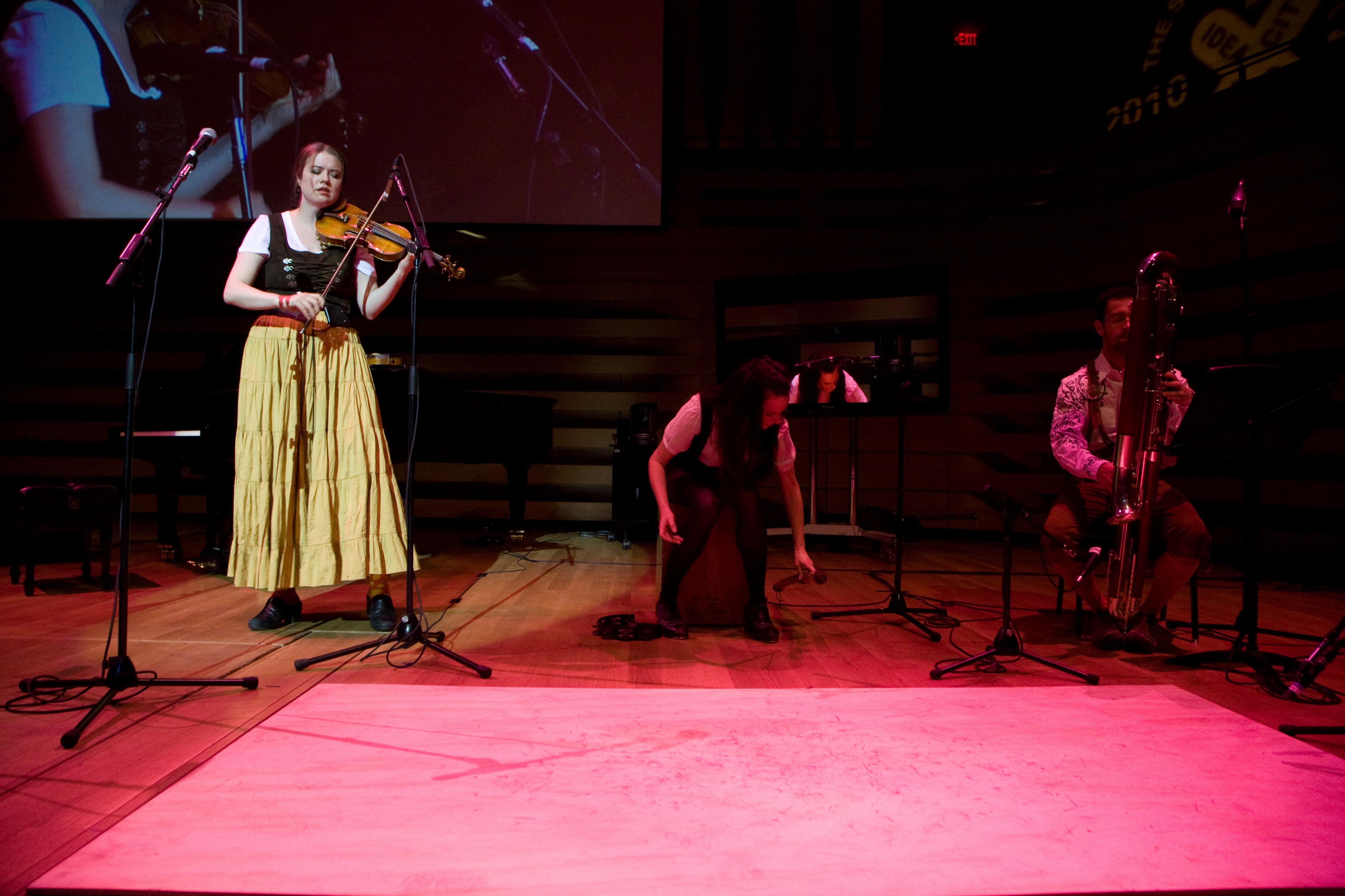 Lara St. John Polkastra lively polka