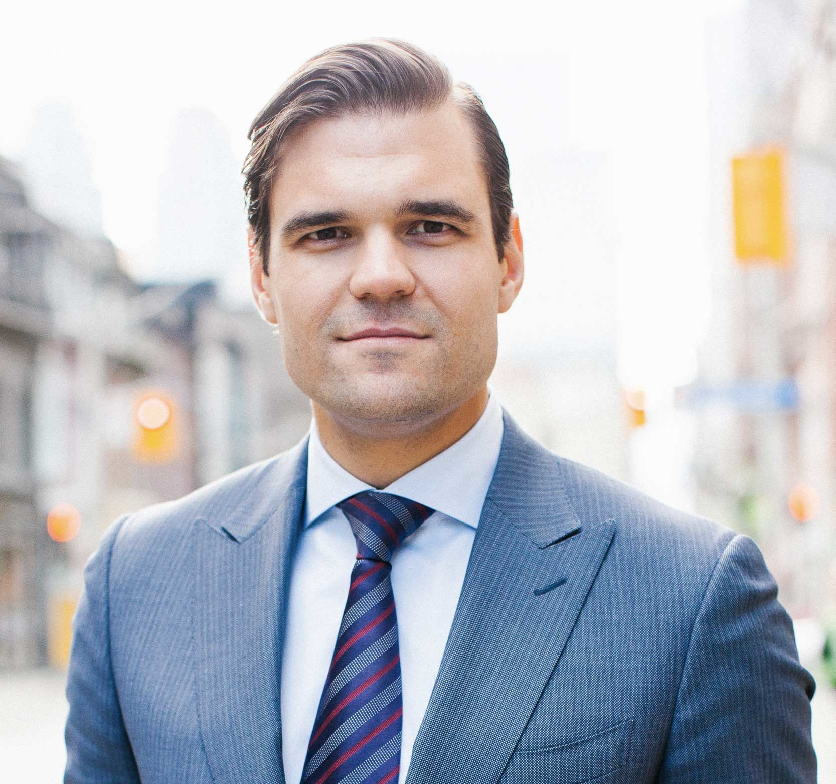 Alex Tapscott, co-author
