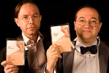 Pascal Cotte & Jean Penicaut
