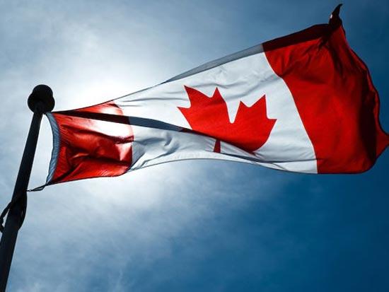 Canadian flag  Photo | Rene Erhardt.