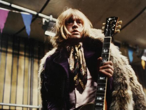 Brian Jones, original member of the Rolling Stones