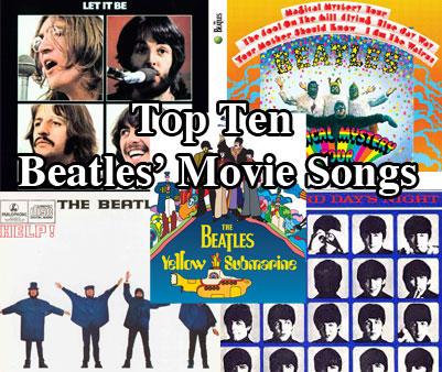 Top Ten Beatles' Movie Songs - Zoomer Radio AM740