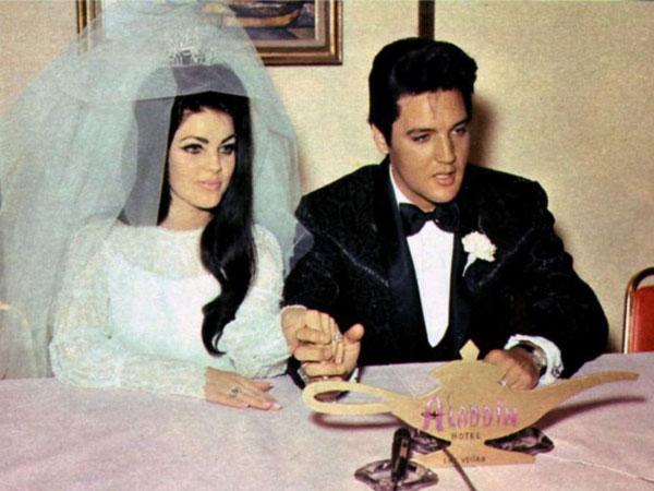 priscilla presley age at wedding