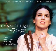"""Chilina Kennedy as """"Evangeline"""""""