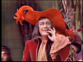 "Cyril Ritchard as ""Hook"""