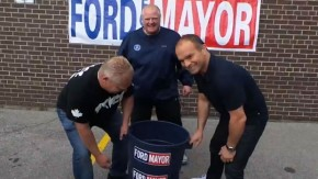 Ford ice bucket