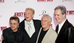Jersey Boys opens at The Plazzo in Las Vegas, Nevada on May 3, 2008
