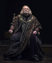 Colm Feore as Lear. Photo by David Hou