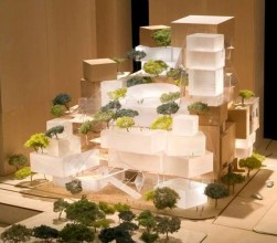 Gehry's Design for Ground Zero