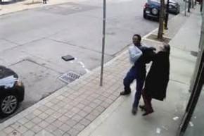 Barberian fights back