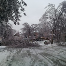 more ice storm
