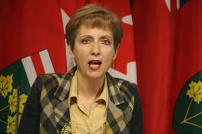 NDP MPP France Gelinas